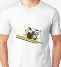 Drumkit Unisex T-Shirt