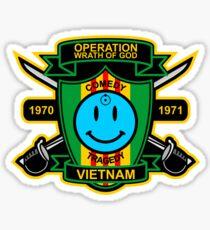 Watchmen - Nam Patch Sticker