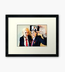 We'll Laugh About This Someday Framed Print
