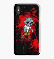 zom-boy iPhone Case/Skin