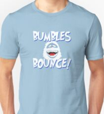Bumbles Bounce! Slim Fit T-Shirt