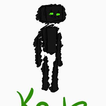 Kade's Enderman by VinnyTheGuy
