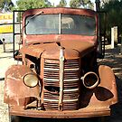 Early 1940s Bedford Truck by cjcphotography