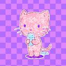 Fishy Cat by BonBonBunny