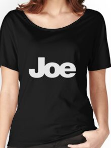 joe Women's Relaxed Fit T-Shirt