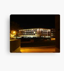 CNA-Western Surety Building in Sioux Falls Canvas Print