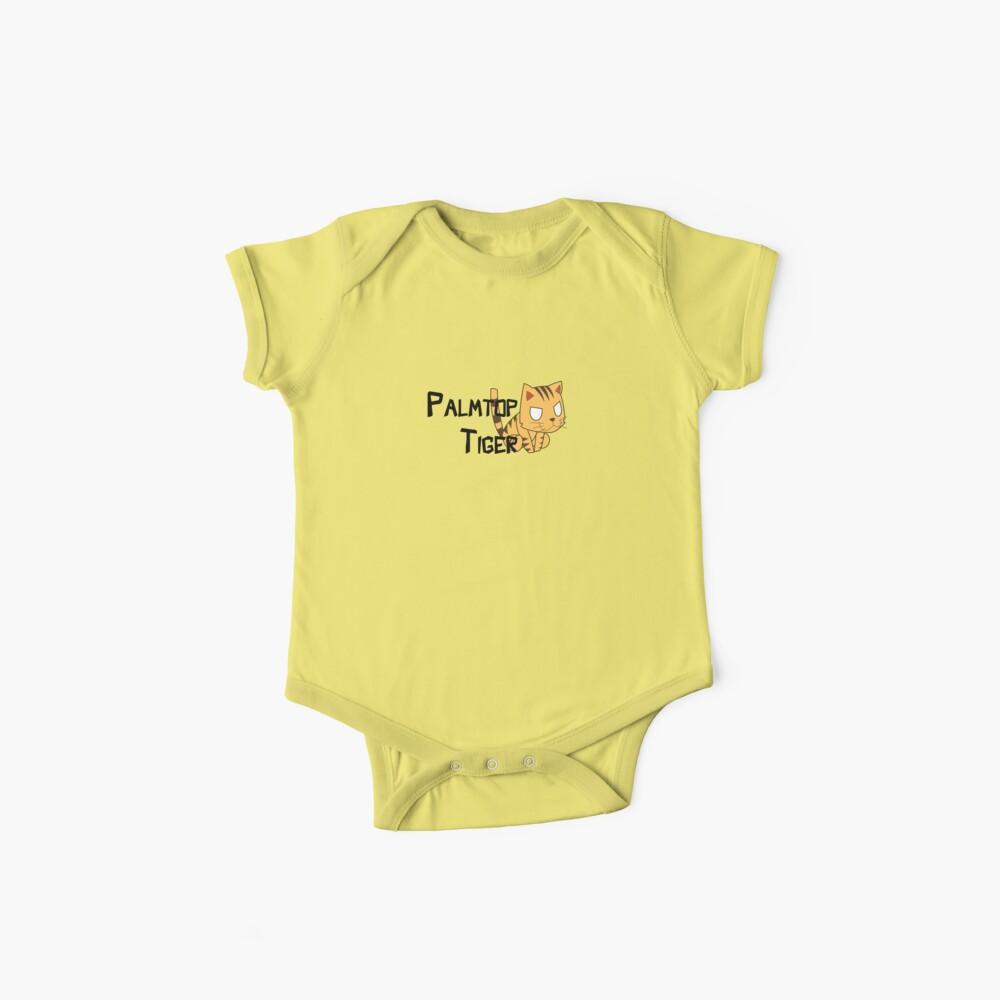 Palmtop Tiger Baby One-Pieces