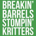 Donkey Kong Country - Breakin' Barrels by meltymonster