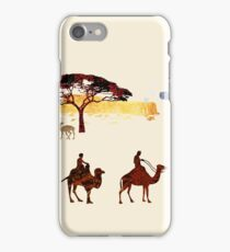 Camels iPhone Case/Skin