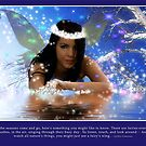 Ice Fairy by Trudy Wilkerson