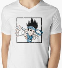 Hwang Men's V-Neck T-Shirt