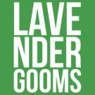 Psych - Lavender Gooms by meltymonster