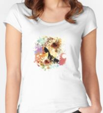 Herbst Girl Women's Fitted Scoop T-Shirt