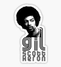 Gil Scott-Heron Sticker