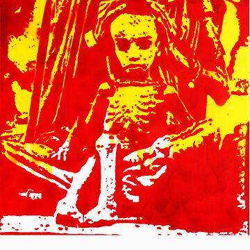 Hunger by maxharrisart