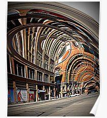 Urban Distortion Poster