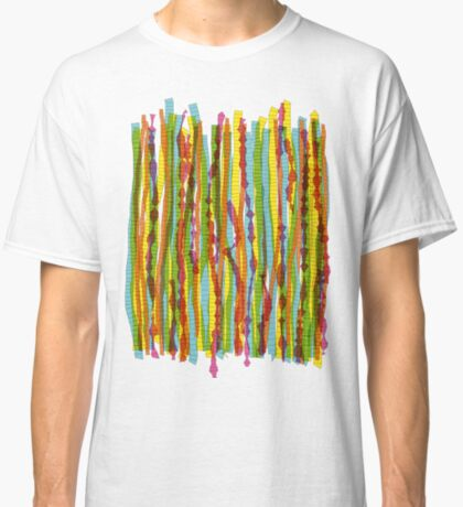 pattern - spaghettis 1 Classic T-Shirt