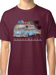 Bay sittin' at the Beach Classic T-Shirt