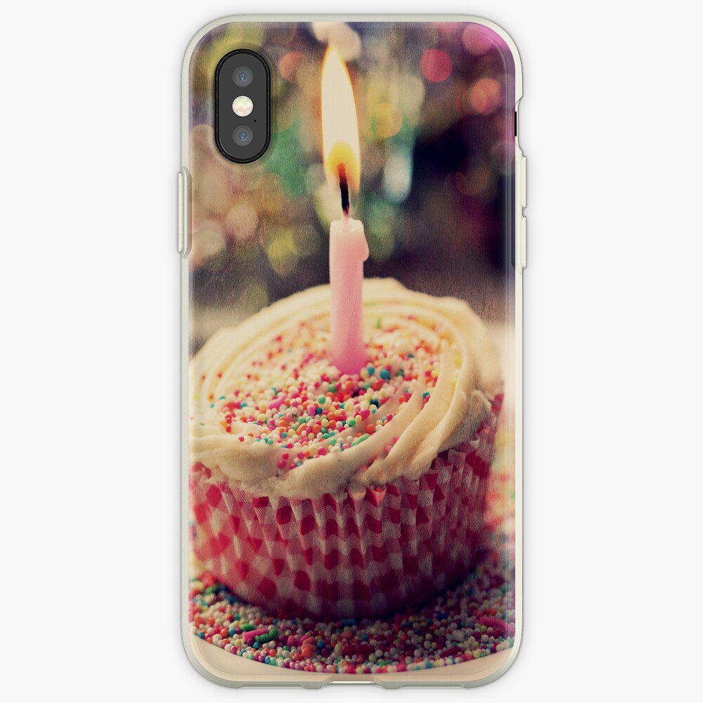 There Is No Such Thing As Too Many Sprinkles iPhone-Hülle & Cover