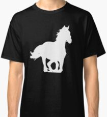 horse t-shirt Classic T-Shirt
