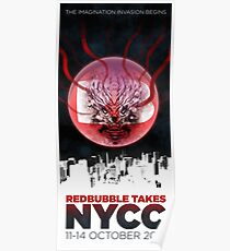 RB TAKES NYCC Poster