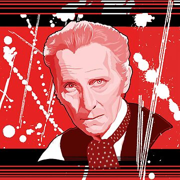 Peter Cushing by timelord
