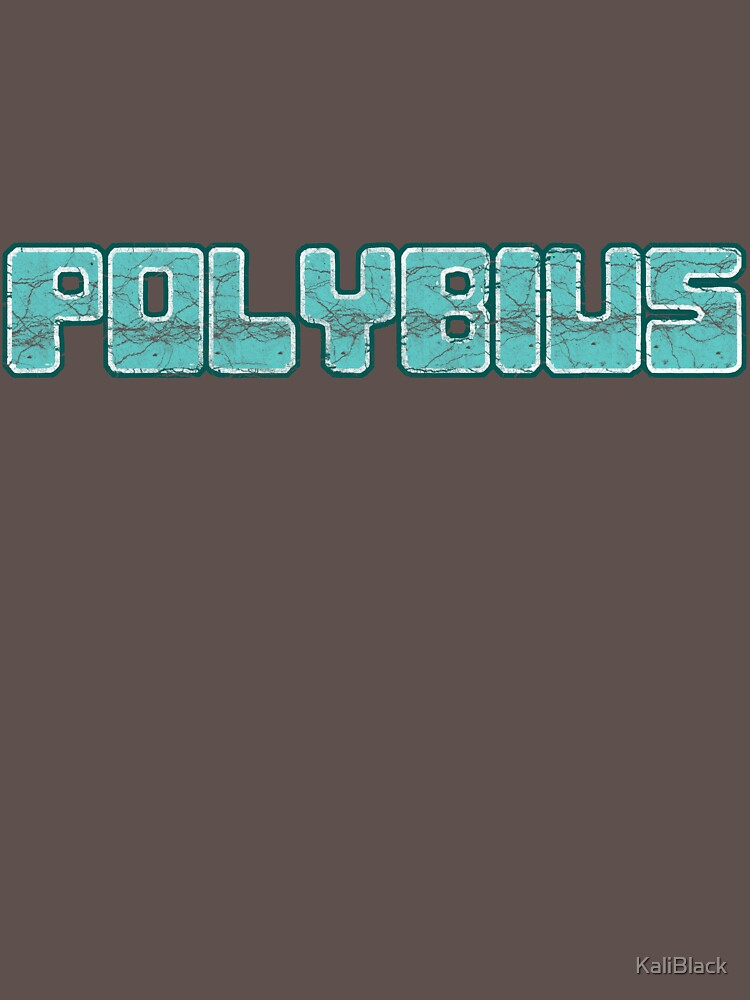 Polybius found object by KaliBlack