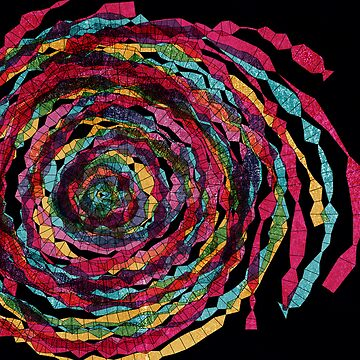 spaghettis spiral by fredlevy-hadida