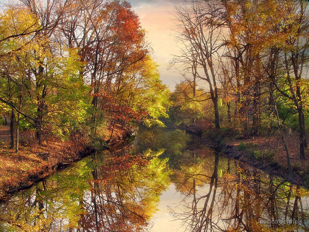 Autumn Afternoon by Jessica Jenney