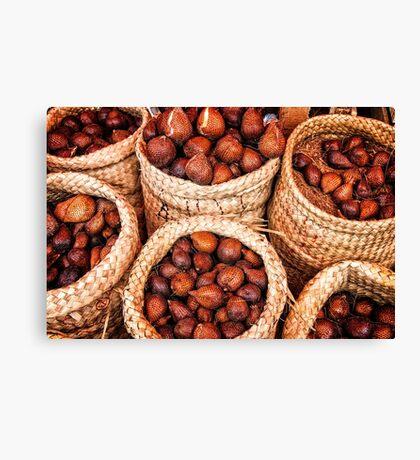 Snakefruit Canvas Print