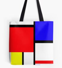 Method in the Mondrian Tote Bag