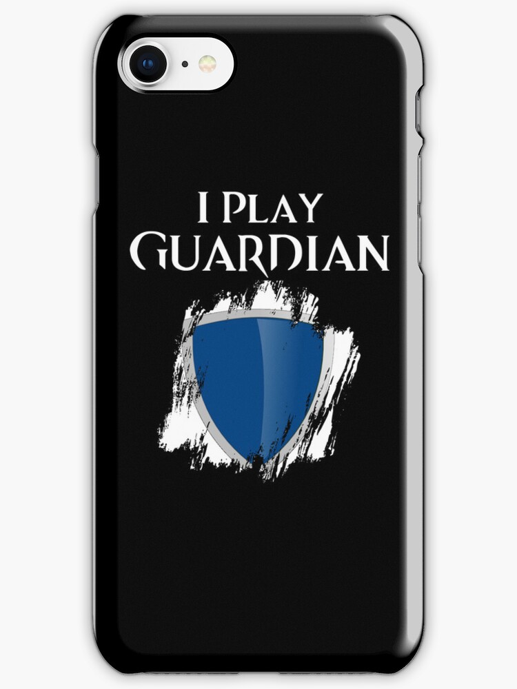 I Play Guardian by ScottW93