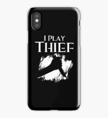 I Play Thief iPhone Case/Skin