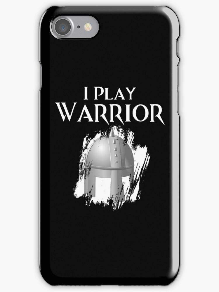 I Play Warrior by ScottW93