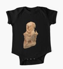 The Statue of The Unidentified Philosopher One Piece - Short Sleeve
