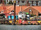 boats#6 by H J Field