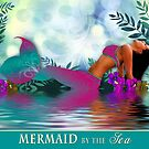 MERMAID by the Sea by Trudy Wilkerson