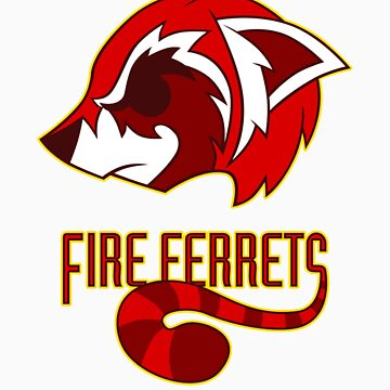 Go Fire Ferrets! by BlairJCampbell
