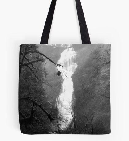 Eerie Munson Creek Falls Tote Bag
