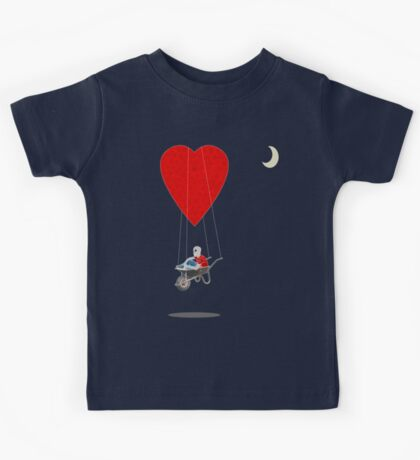 floating away  Kids Clothes