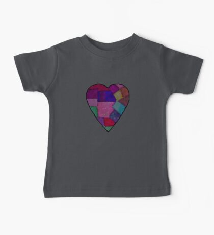 patchwork heart   Kids Clothes