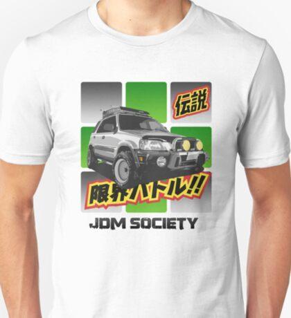 Billy's Honda CRV T-Shirt