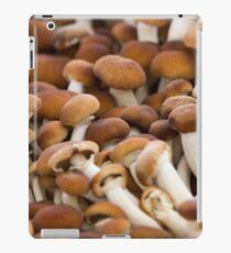 honey mushrooms iPad Case/Skin