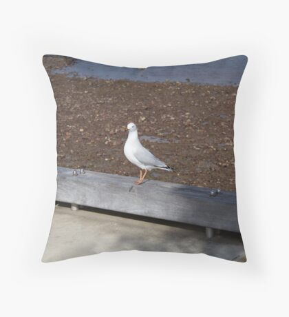 What You Lookin' At? Throw Pillow