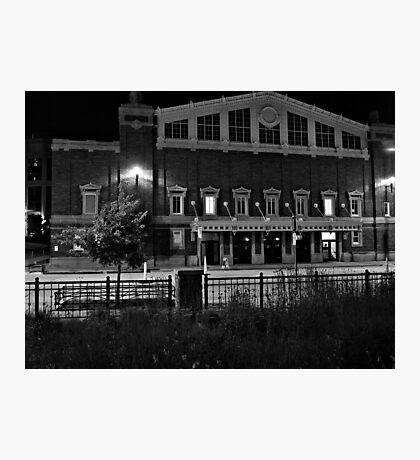 Sioux Falls Coliseum  Photographic Print