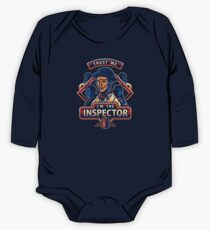 Trust The Inspector One Piece - Long Sleeve