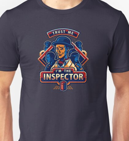 Trust The Inspector Unisex T-Shirt