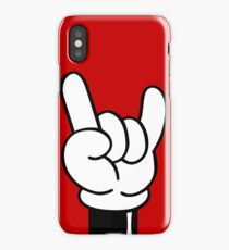 COOL FINGERS iPhone Case/Skin