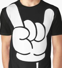 COOL FINGERS Graphic T-Shirt