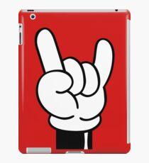 COOL FINGERS iPad Case/Skin